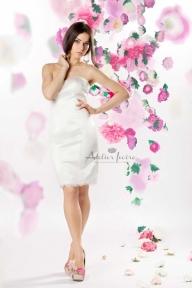 Булчинска рокля Ванс от Ателие Ивоар! www.atelierivoire.bg - Mix and Match Wedding Dresses