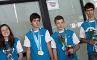 Добри новини – Младите математици от СМГ спечелиха много медали - Постижения