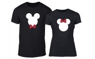 Комплект тениски за влюбени - за него и нея от онлайн магазин Fashionmix. - Онлайн магазини