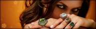 Изберете онлайн красиво бижу от колекция от бижута на Bokacha.com, отговарящ на вашия вкус и стил, които ще имате със специални отстъпки! Поръчайте от вкъщи много лесно уникално колие или обици, съчетайте с гривна или пръстен и допълнете своя стил, като си сложите Сваровски бижутерия от най-качествен вид.  https://www.facebook.com/Bijuta.Bokacha?ref=hl http://www.bokacha.com/  - Бижута