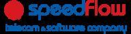 Speedflow.com е телекомуникационна компания и VoIP доставчик. VoIP търговия на едро и дребно, CLI маршрути, SMS решение, разработчик на софтуер. Софтуерните продукти на компанията: MediaCore SBC (VoIP и SMS платфрома за оператори) и AccuCore ERP система. -> https://speedflow.com/  - Технологии и техника