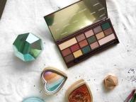 Достъпна цена, красиви цветове и опаковка като шоколад...  - Грим и Козметика