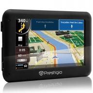 GPS устройството на PRESTIGIO е подходящо за градско пътуване и за извънградски пътешествия, тежи едва 0.164кг. Дизайнът на навигаията е съобразен с минималистичните тенденции и побира редица функционалности в следните параметри: 122мм. дълбочина, 78мм. височина и 12.9мм. ширина на корпуса.  Повече относно  ревюто на навигацията от PRESTIGIO може да прочетете в нашия компютърен онлайн гайд. - Компютри онлайн