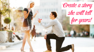 Предложението за брак е един от най-вълнуващите моменти, носещи изключителен емоционален заряд, който ще остане приятен спомен завинаги. Ако искате приятелката ви да разказва с гордост как сте и предложили да се омъжи за вас, възползвайте се от една от идеите ни. - ИДЕИ ЗА ПРЕДЛОЖЕНИЕ ЗА БРАК