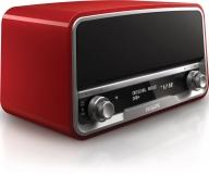 """Ретро вълната при технологиите набира своята популярност и сред младите потребители. Доказателство за това е и този изключително компактен, стилен и класически Bluetooth радио дивайс. Вдъхновено от класическия дизайн на ретро предшествениците си с наименованието Philetta """"254"""", Bluetooth Радио Philips ORT7500 се отличава с ярък червен цвят, класически ретро дизайн с модерна нотка.  - Електронни джаджи"""
