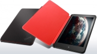 Ревю на таблет Lenovo ThinkPad 8  Таблетът на Леново ThinkPad 8 разполага с 8,3 инча дисплей, както и с процесорт Intel Quad Z3770 с 2,39Ghz - Таблети