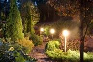 През последните няколко години, външното осветление става все по-популярен аксесоар към пейзажа.  - Градинарство
