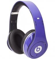 Ревю на слушалки Beats by Dre Studio в лилаво  Слушалките Beats by Dre Studio тип лента (обгръщащи ухото) са еталон за качество и си заслужават всеки похарчен лев.   - Говорители и тонколони