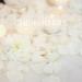 СВАТБЕНА ДЕКОРАЦИЯ В СНЕЖНО БЯЛО - Белият цвят символизира чистота, невинност, доброта и радост. Асоциира се с нежност и светлина и именно тези характеристики на белия цвят можете да използвате в сатбения си декор. Това е класика, която никога няма да излезе от актуалност. Убедени сме, че ще се влюбите в тази палитра!